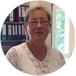 Schriftführerin des Vereins: Renate Gross