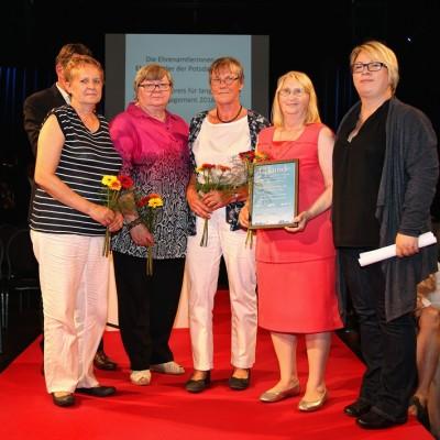 Ehrenamtspreis 2016 - Potsdamer Tafel