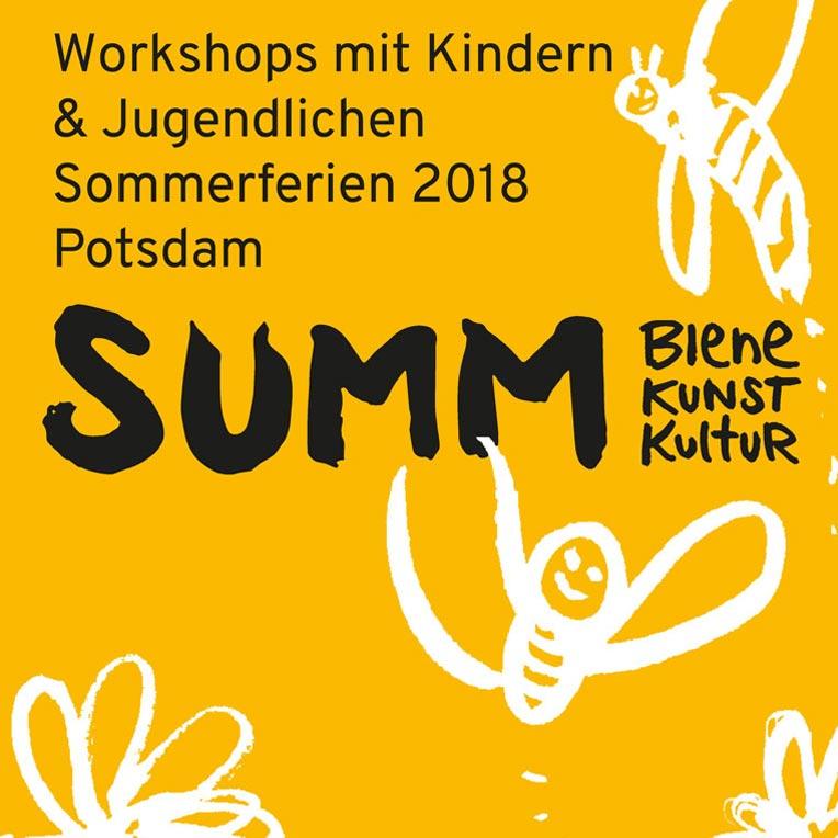 SUMM - BieneKunstKultur - Tafel Potsdam e.V.