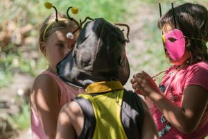 SUMM - Eine Abenteuerreise ins Bienenland - Kleine emsige Bienen